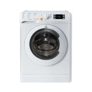 Пералня със сушилня Indesit XWDE 861480X WWGG EU*** , A , бял
